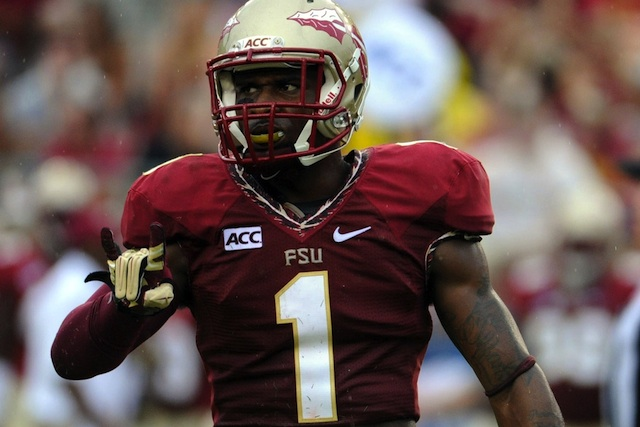 Florida State DB Tyler Hunter was ruled out for Boston College due to a neck injury sustained last week. (USATSI)