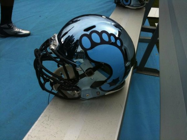 North Carolina helmets