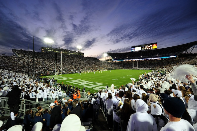 Penn State's Beaver Stadium will host the first game in 2023