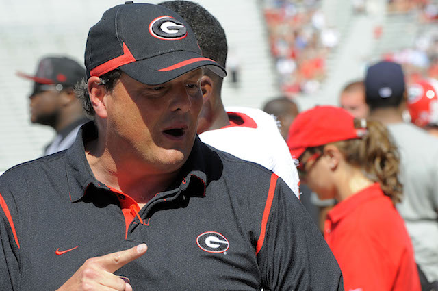Todd Grantham spent four seasons as Georgia's defensive coordinator