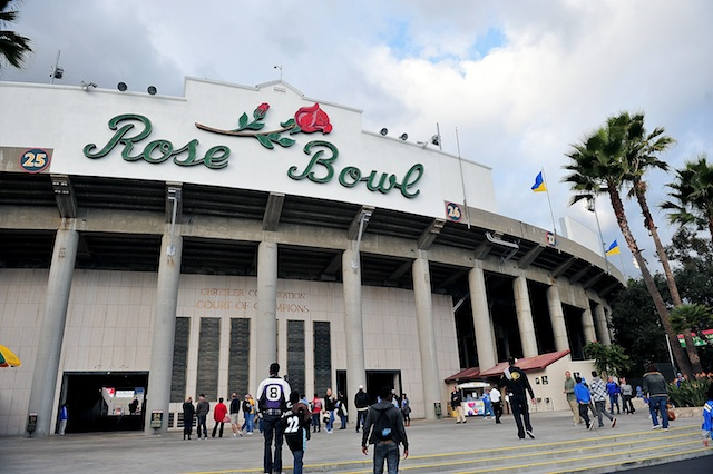The Rose Bowl will play host to UCLA and Michigan in 2023