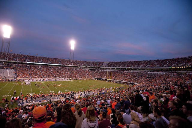 Scott Stadium will host Illinois in 2021
