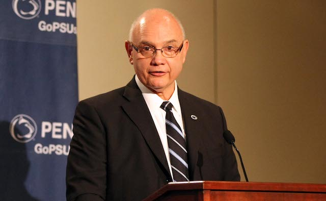 Penn State AD Dave Joyner is conducting his second coaching search in three years