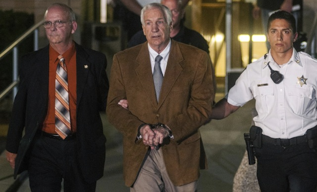 Payouts are being made to some of Jerry Sandusky's victims. (USATSI)