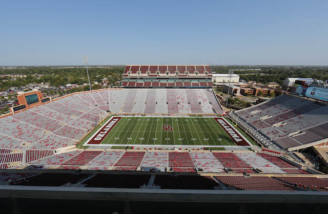Oklahoma Memorial Stadium could look different in 2015