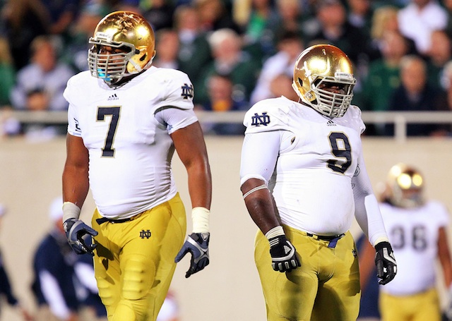 Can the Notre Dame defense lead the Irish to another 10-win season