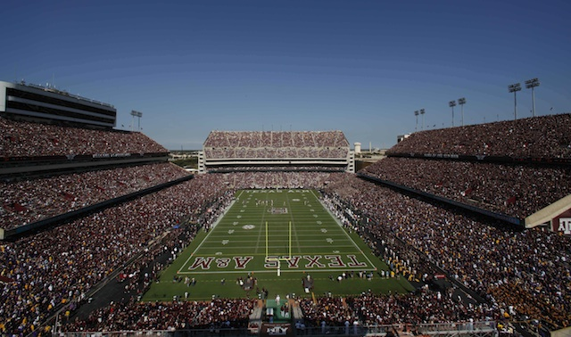 Oregon and USC can cancel their planned trips to College Station. (USATSI)