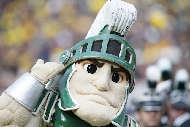 Michigan State will be without one potential weapon in 2013