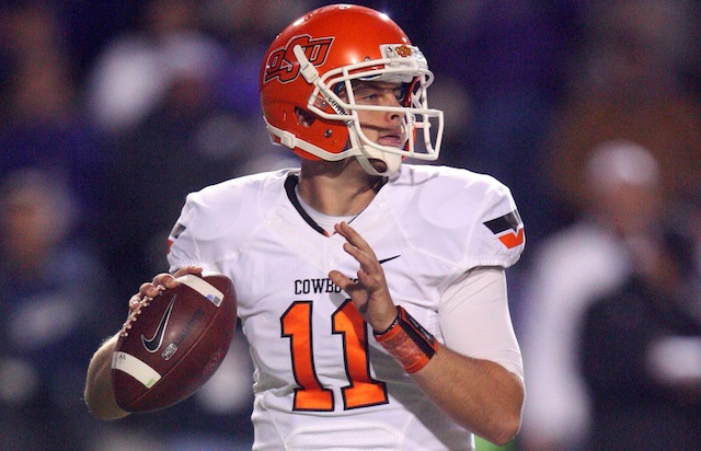 Wes Lunt is moving closer to home to play for Illinois