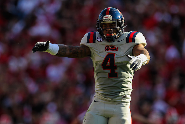 Denzel Nkemdiche was All-SEC as a freshman in 2012