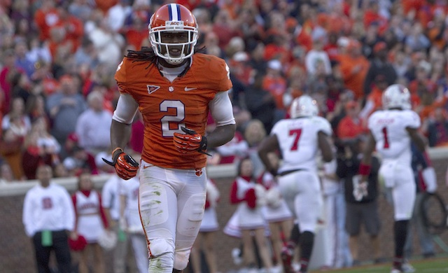Sammy Watkins is confident about Clemson's opener against Georgia
