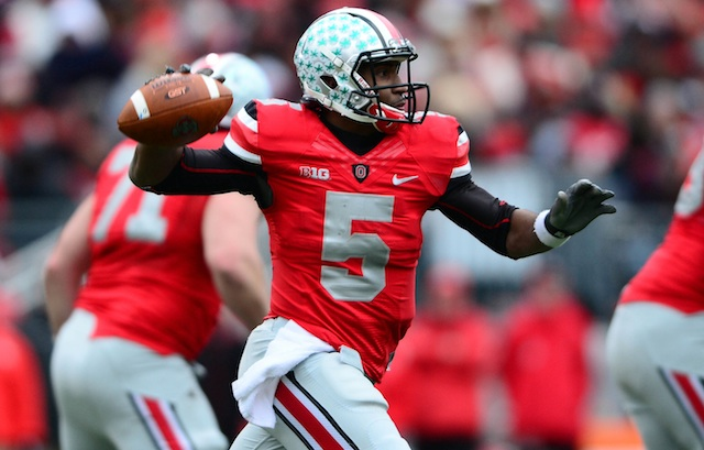Can Braxton Miller lead Ohio State to another 12-0 regular season?