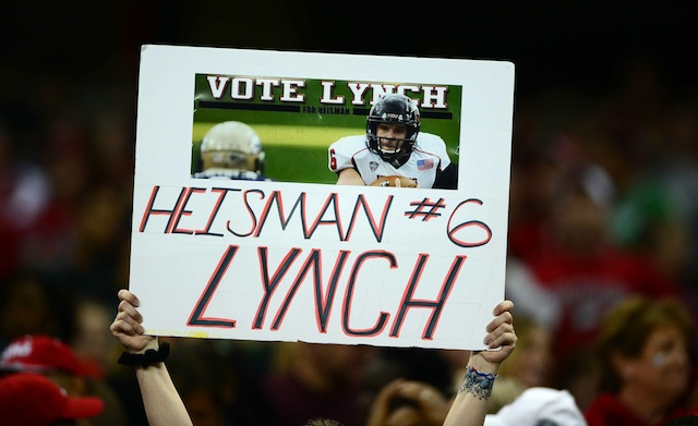 The Lynch For 6 campaign will return in 2013