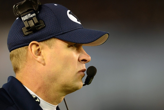 Bronco Mendenhall wont be happy with the response from two Big 12 ADs. (USATSI)