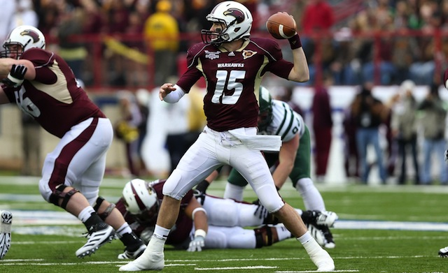 Louisiana-Monroe's Kolton Browning garnered preseason honors.  (USATSI)