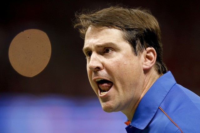Will Muschamp received a $250,000 annual raise from Florida for the Gators' success in 2012.