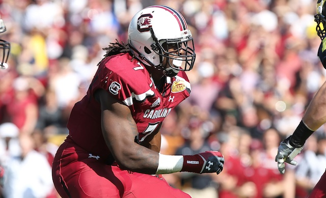 Jadeveon Clowney's relationship with Jay Z won't be a problem for the Gamecocks