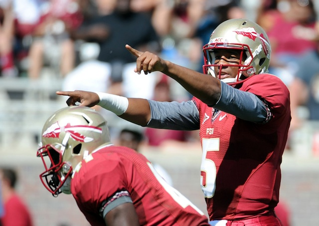 Jameis Winston was impressive in Florida State's spring game