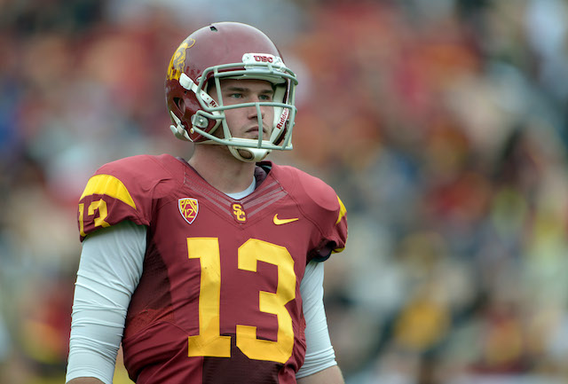 Max Wittek will graduate this spring and transfer from USC