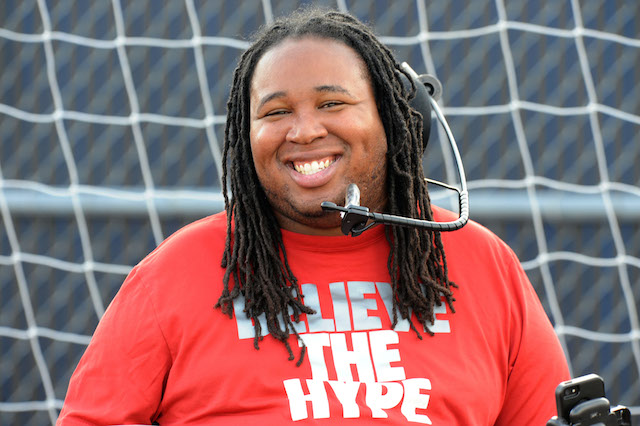 Eric LeGrand Rutgers graduation video