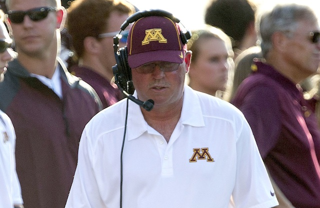 Jerry Kill has the full support of his school