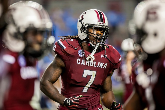 Jadeveon Clowney and company face a tough test this weekend