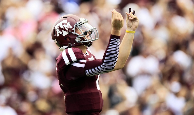 Everybody wants to beat up Johnny Manziel