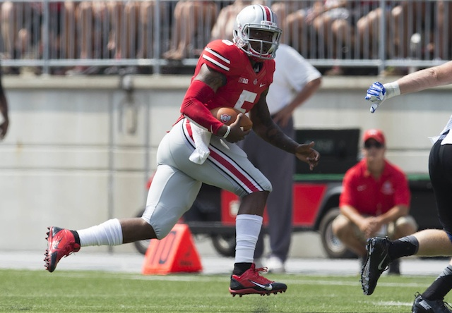 Braxton Miller is probable to play this week