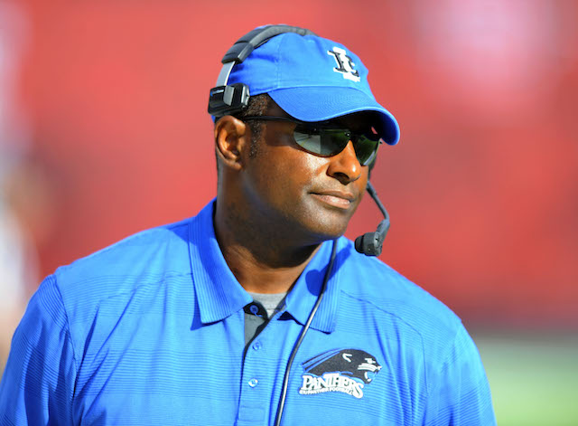 Dino Babers went 19-6 in two seasons at Eastern Illinois