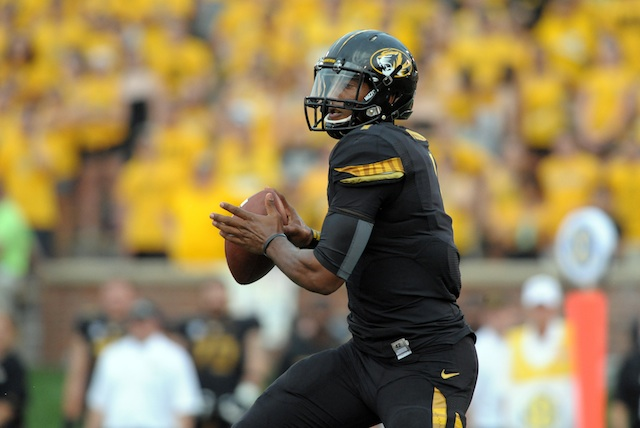 James Franklin has led Missouri to a 5-0 start and a No. 25 ranking in the AP poll