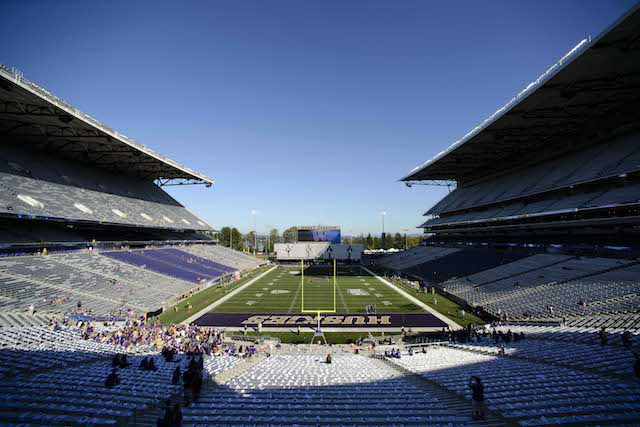 Husky Stadium will host BYU in 2018 and Michigan in 2020.