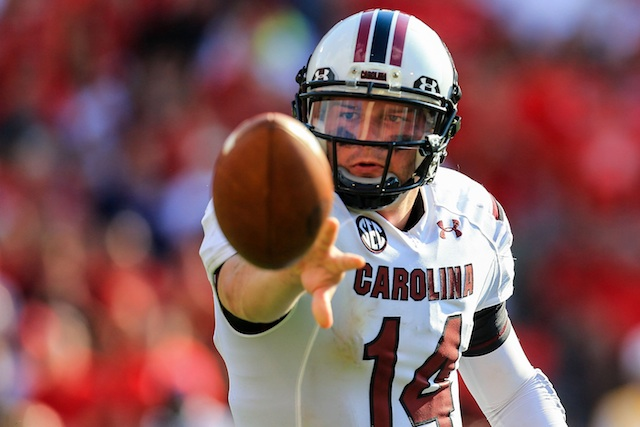 Connor Shaw was expected to miss two to three weeks