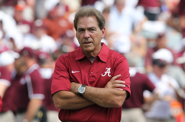Saban would like to see a minor change to the new targeting rules