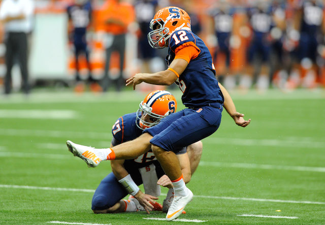 Ryan Norton has been suspended for Syracuse's game against Wake Forest