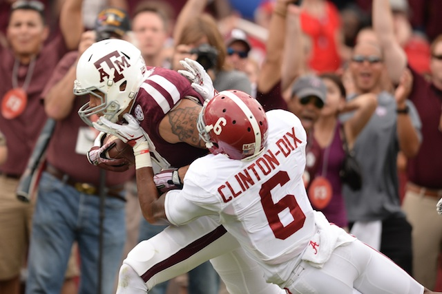 Alabama suspended defensive back Ha Ha Clinton-Dix indefinitely