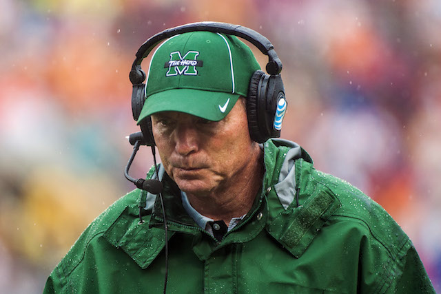 Marshall Doc Holliday contract extension
