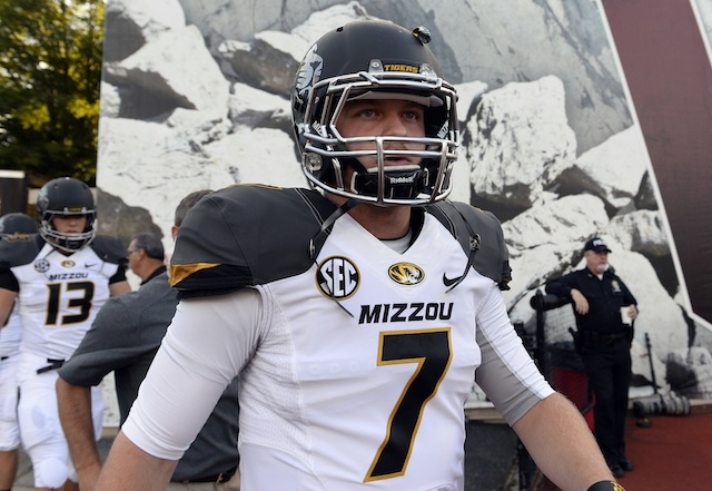 Can Maty Mauk lead Mizzou past another SEC East opponent