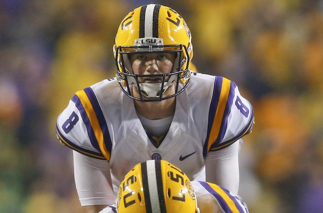Zach Mettenberger has earned his mother a week's vacation