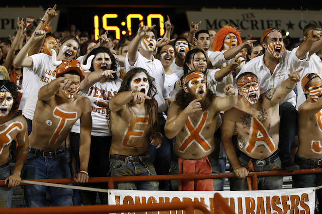 Texas won't sell beer at games in 2014