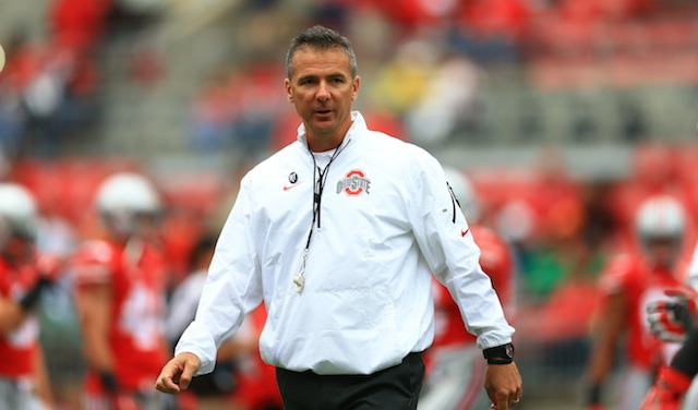 Urban Meyer does not miss Bret Bielema, and Bielema does not miss him