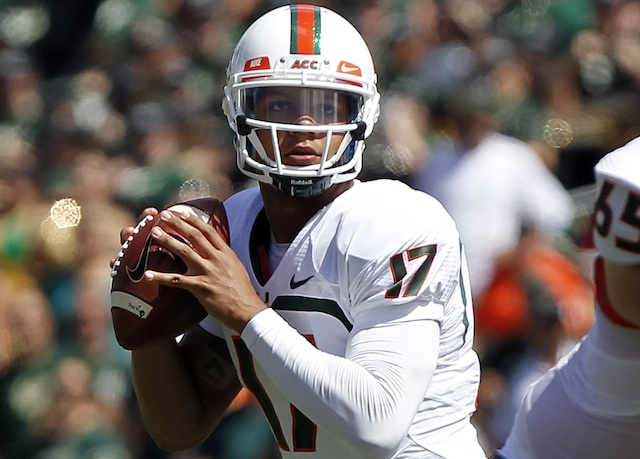 Miami's Stephen Morris feels South Florida is a 'dirty team.'