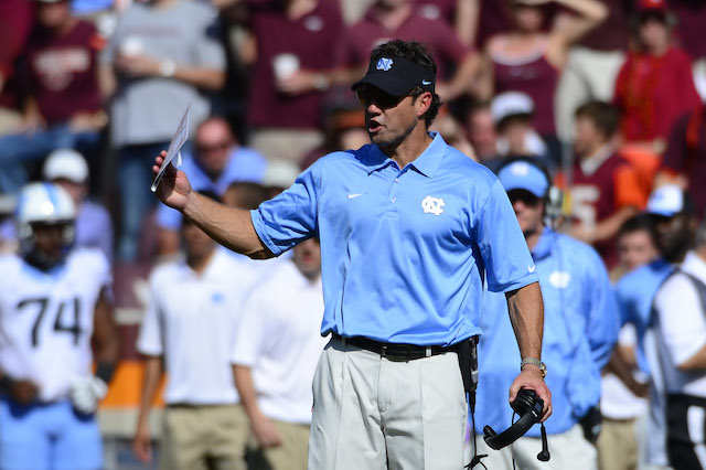 Larry Fedora suspended four members of the North Carolina secondary.