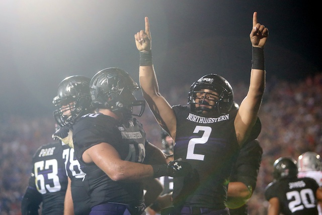 Northwestern players can celebrate their latest test scores