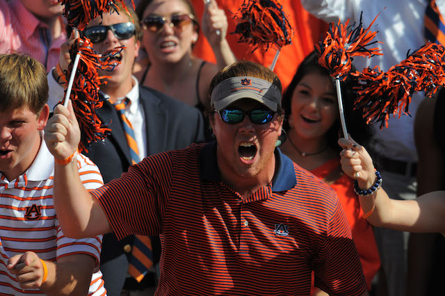 Auburn fans without Iron Bowl tickets have an alternative option