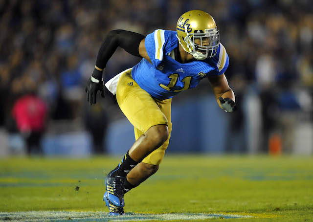 Anthony Barr is looking to become UCLA's first Lombardi Award winner
