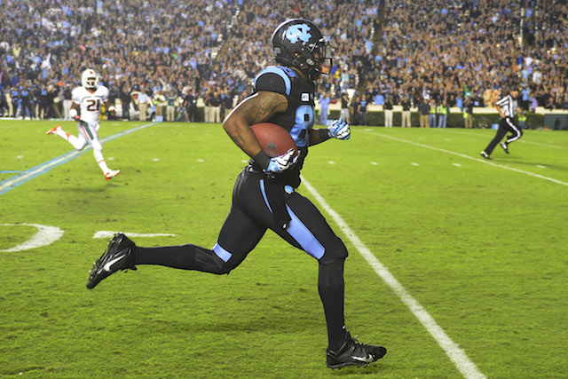 Eric Ebron could be a first round draft pick