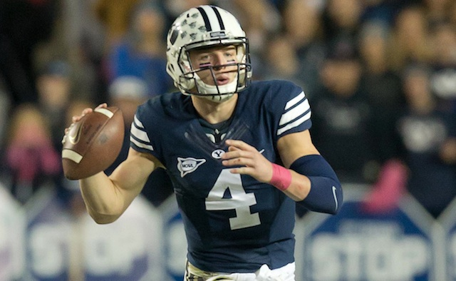 Taysom Hill hopes to lead the Cougars to Miami.