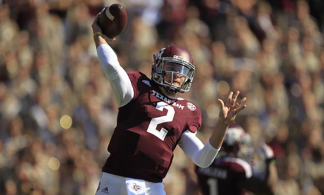 Manziel will decide on his future after the regular season