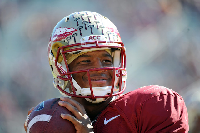 It's hard not to smile if you're Jameis Winston and Florida State right now