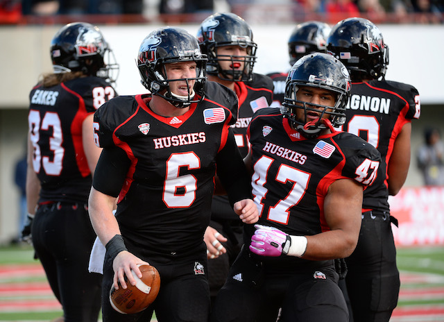 Jordan Lynch and the Huskies face a tough test Wednesday night